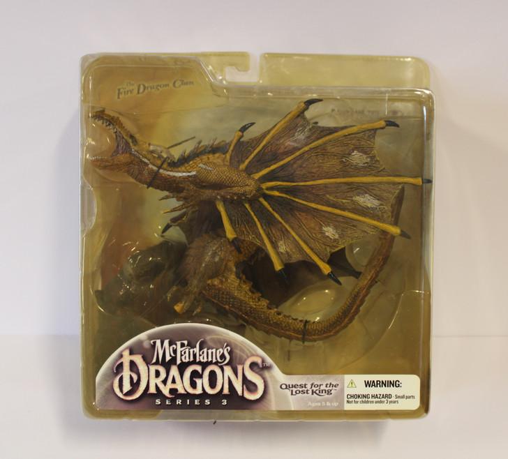 McFarlane's Dragons Series 2 Fire Clan Dragon
