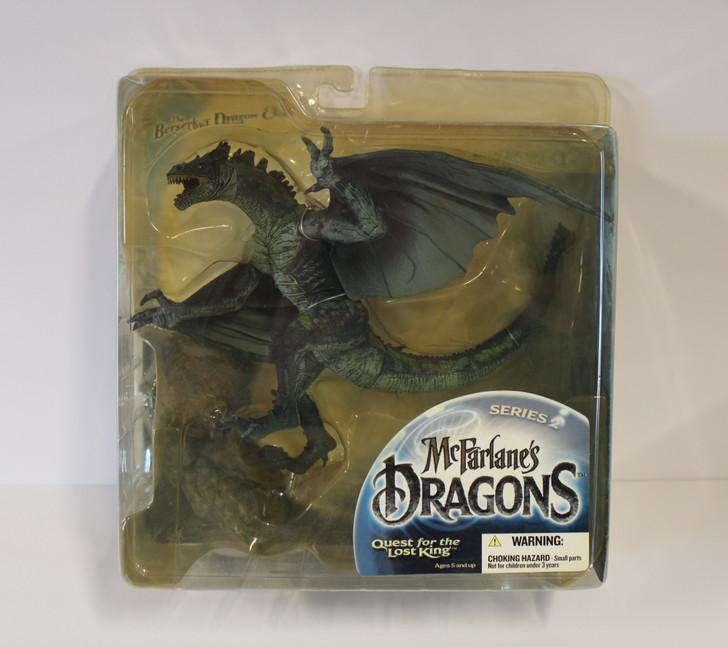 McFarlane's Dragons Series 2 Berserker Clan Dragon