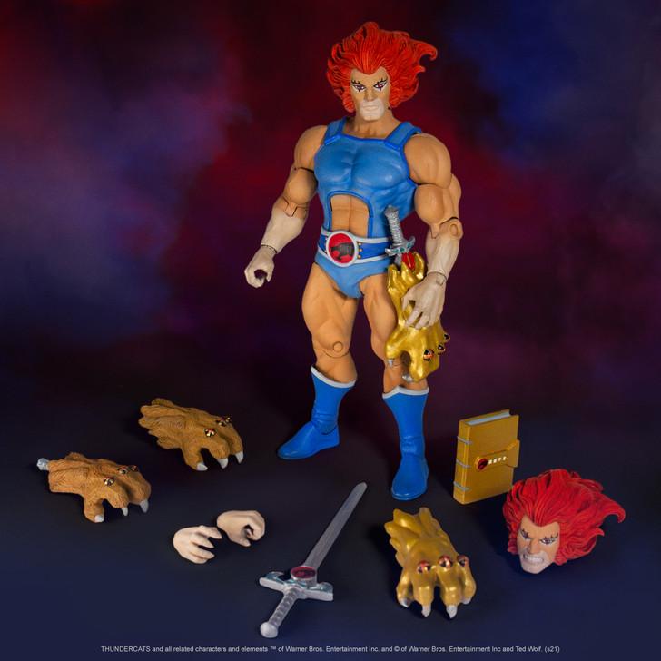 Super7 ThunderCats Ultimates Lion-O Version 2 Action Figure