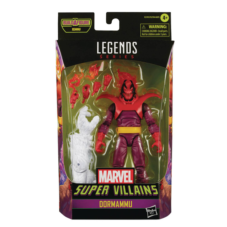 Hasbro Marvel Legends Villains Dormammu Action Figure