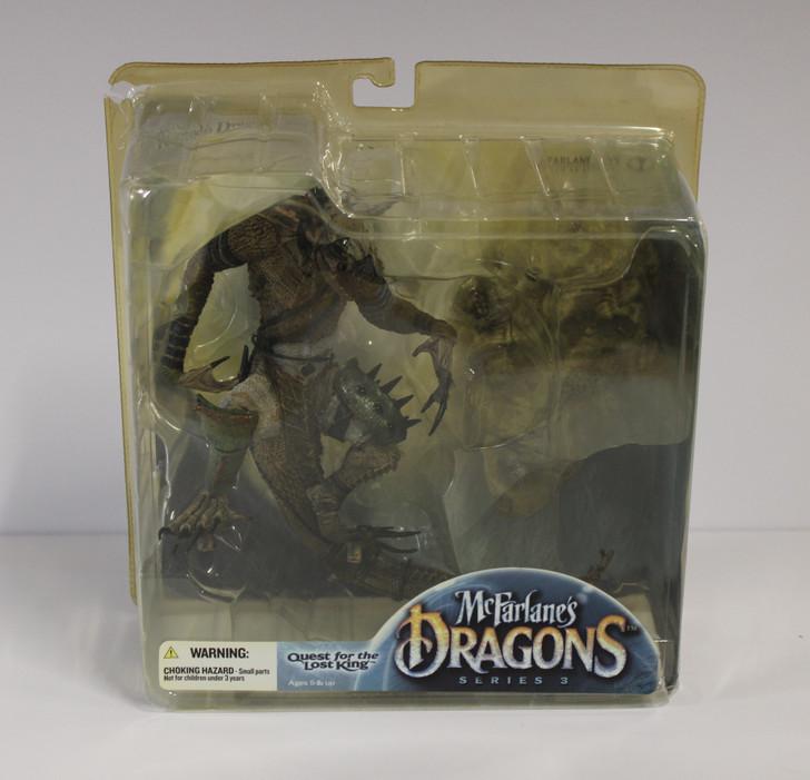 McFarlane's Dragons Series 3 Komodo Dragon Clan