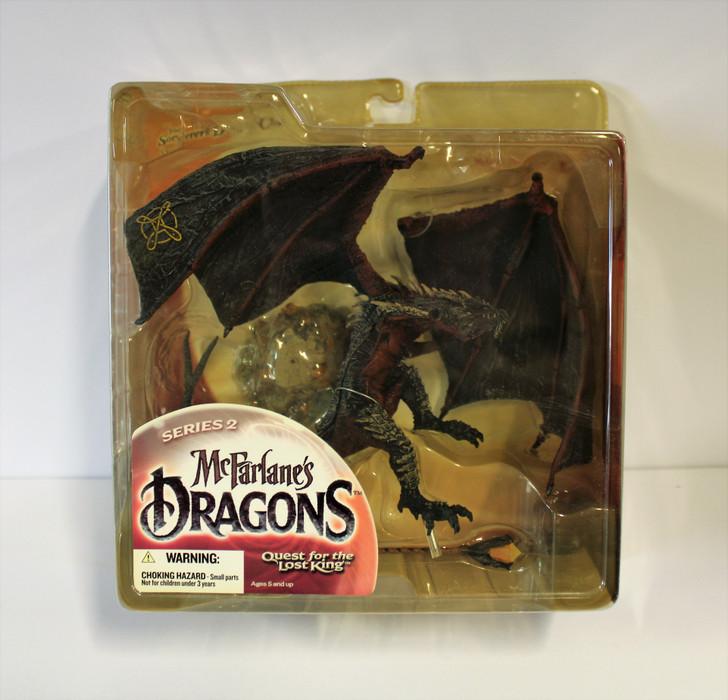 McFarlane's Dragons Series 2 Sorcers Dragon Clan