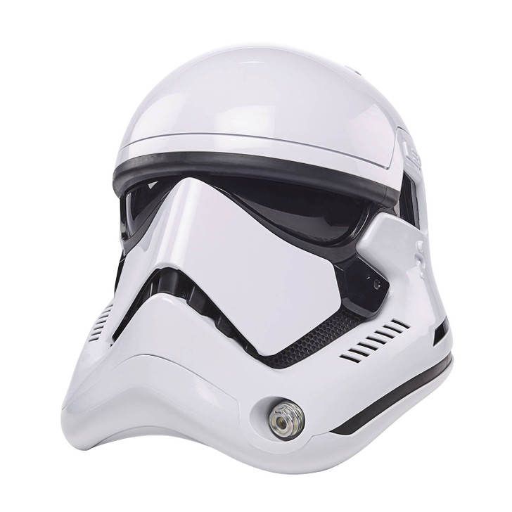 Hasbro Star Wars The Black Series First Order Stormtrooper Premium Electronic Helmet