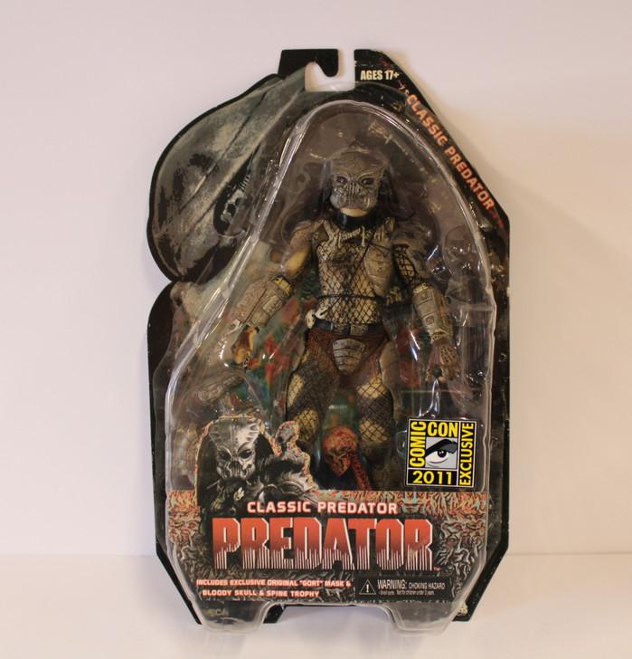 "NECA Predator Classic Predator GORT Mask SDCC 2011 Exclusive 7"" action figure"