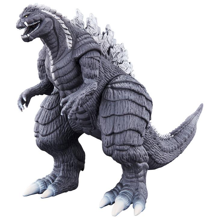 """BanDai Movie Monster Series: Godzilla """"Singular Point""""  Godzilla Ultima Action figure"""