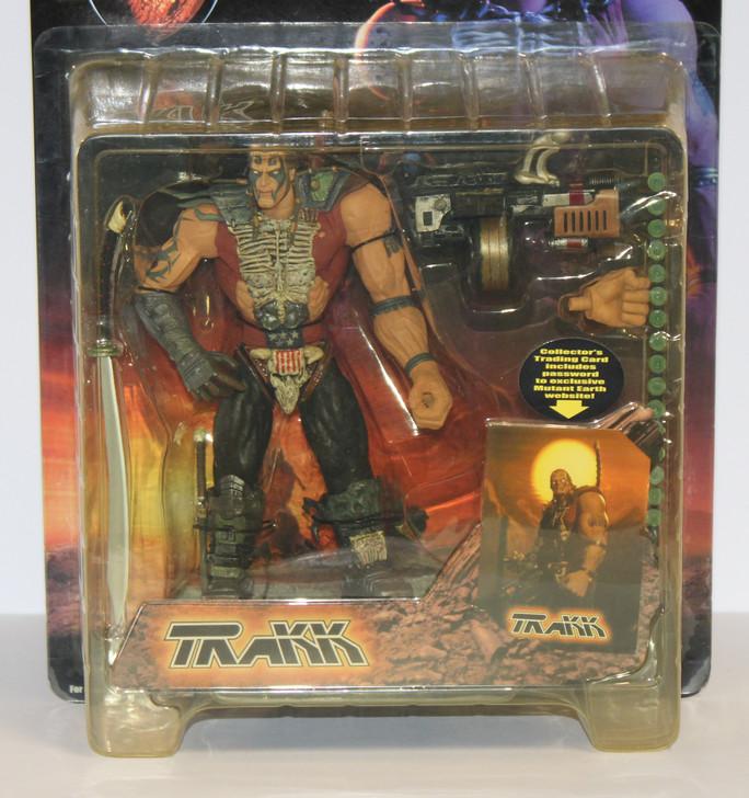Stan Winston Creatures (2001) Mutant Earth Trakk Action Figure
