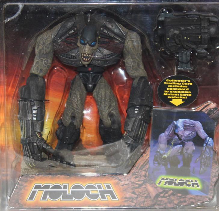 Stan Winston Creatures (2001) Mutant Earth Moloch Action Figure