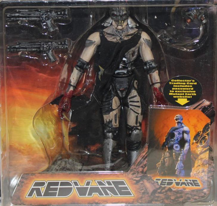 Stan Winston Creatures (2001) Mutant Earth Redvane Action Figure