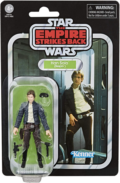 Hasbro Star Wars The Vintage Collection Han Solo Bespin VC50