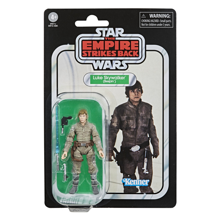 Hasbro Star Wars The Vintage Collection Luke Skywalker Bespin VC04