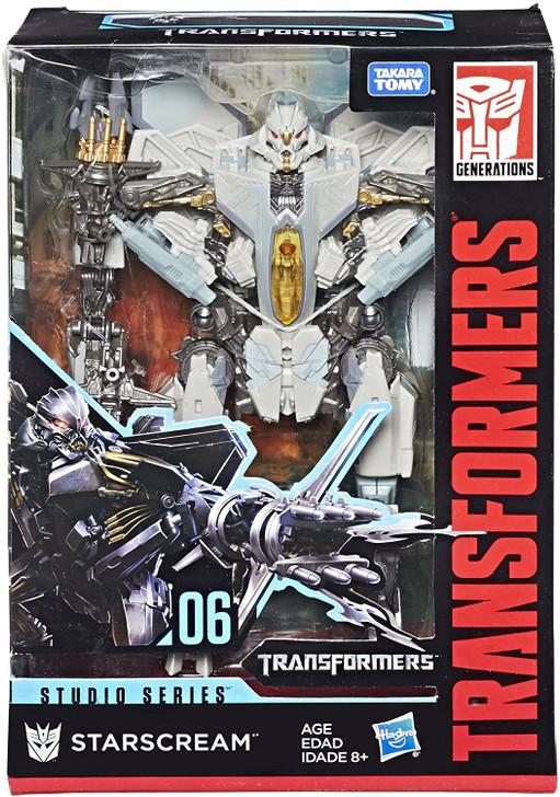 Hasbro Transformers Studio Series Starscream #06