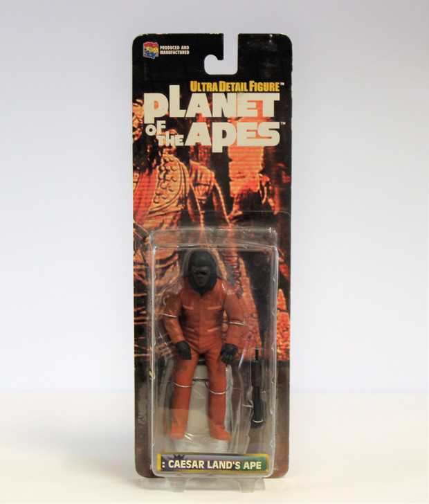 Medicom Planet of Apes Caesar Land's Ape action figure UDF