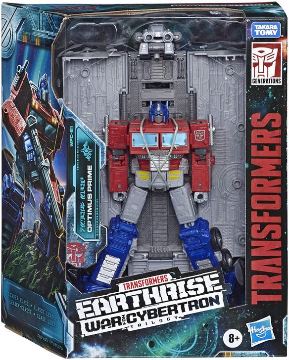 Hasbro Transformers War for Cybertron WFC-E11 Optimus Prime