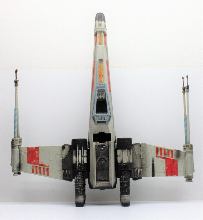 Hasbro Star Wars POTJ X-Wing Fighter (No package)