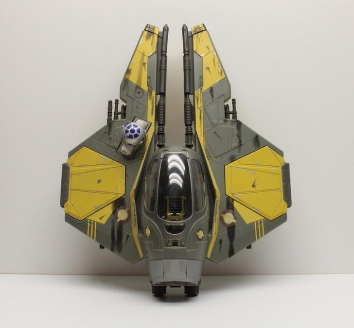 Hasbro Star Wars ROTS Anakin's Jedi Starfighter (No package)