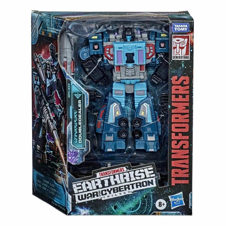 Hasbro Transformers War for Cybertron WFC-E23 Doubledealer