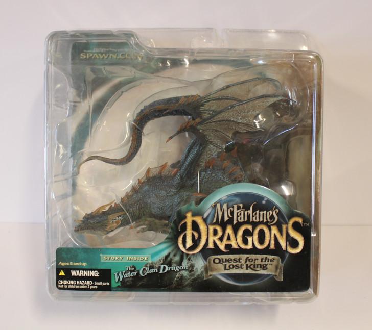 McFarlane's Dragons Series 1 Water Clan Dragon