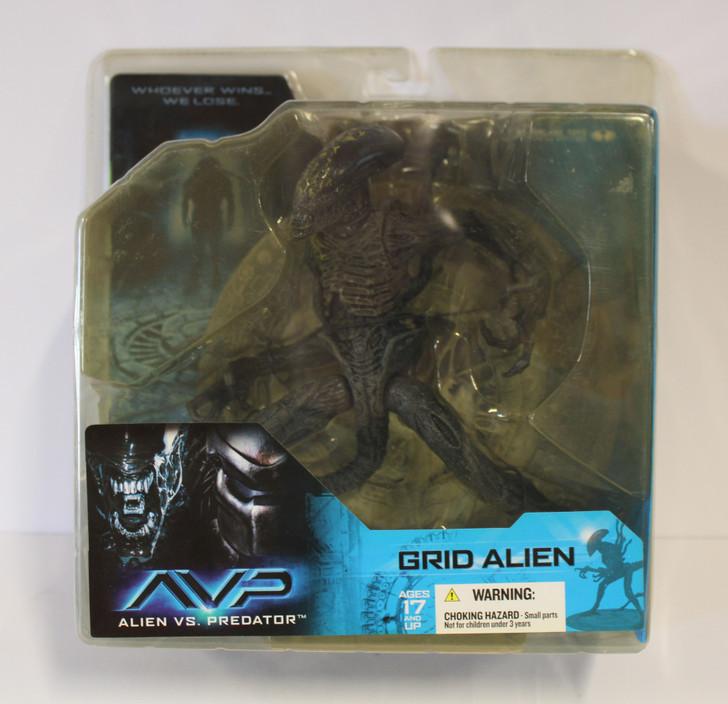 McFarlane AVP Grid Alien Action figure
