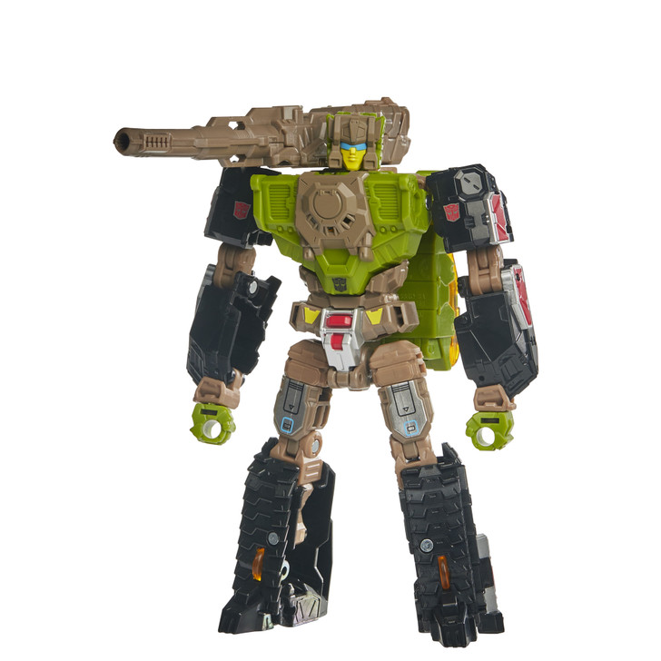 Hasbro Transformers Generations Deluxe Retro Headmaster Hardhead