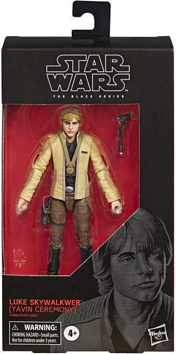Hasbro Star Wars Black Series Luke Skywalker (Yavin Ceremony)