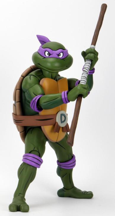 NECA TMNT (Cartoon) – ¼ Scale Action Figure – Super Size Donatello