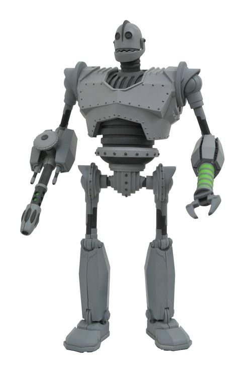 Diamond Select The Iron Giant Battle Mode Action Figure