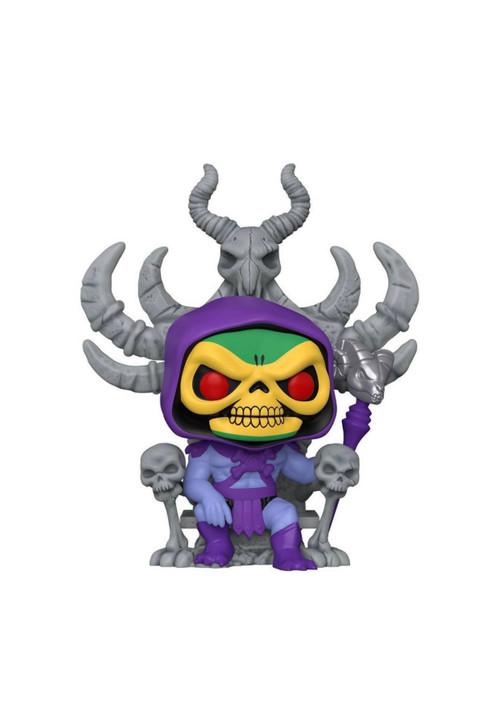 Funko POP! Deluxe: MOTU - Skeletor on Throne (Target Con Exclusive)