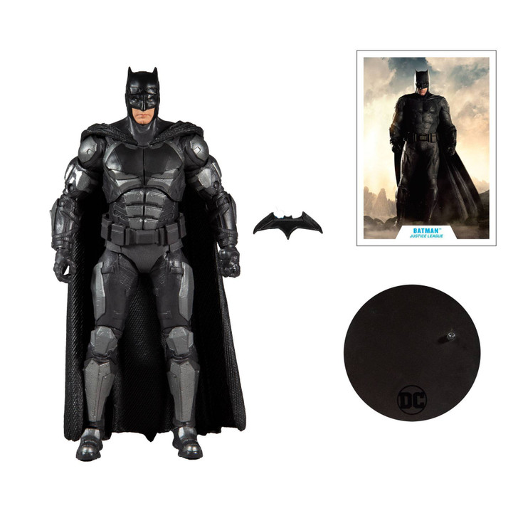 McFarlane DC Multiverse Justice League Batman 7in Action Figure