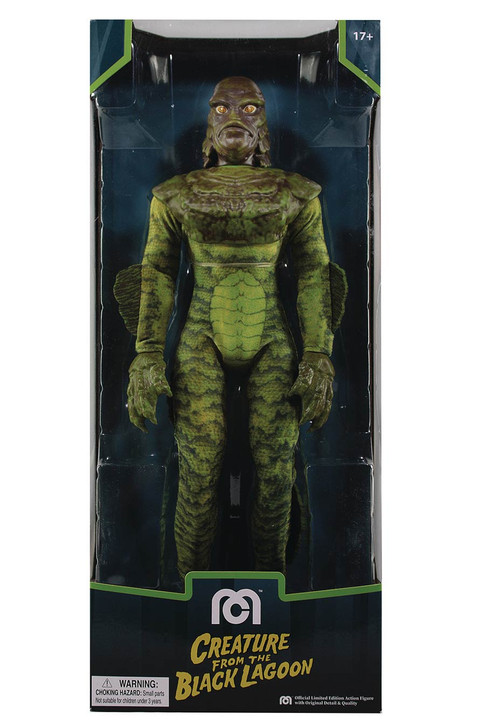 """Mego Action Figure 14"""" Universal Monsters Creature from the Black Lagoon"""