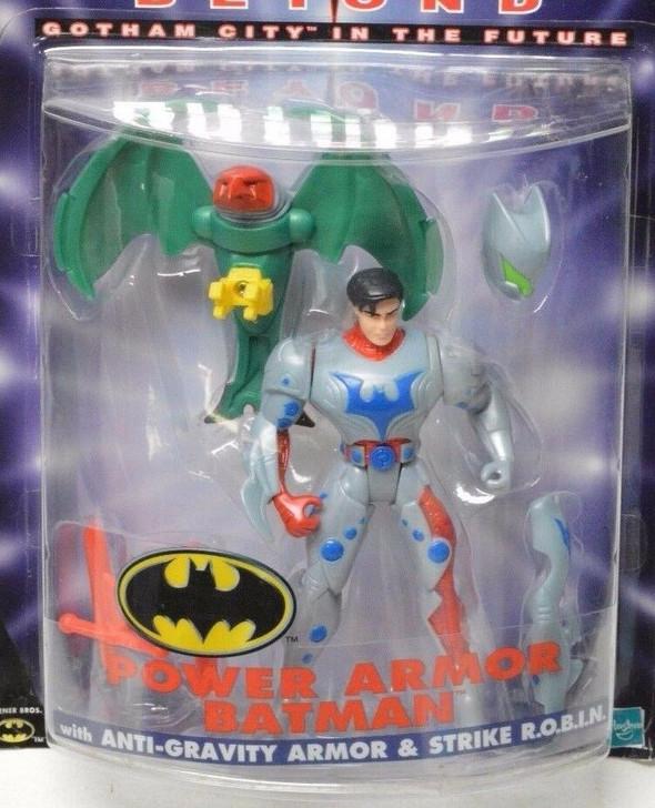 Hasbro Batman Beyond Power Armor Batman Action Figure
