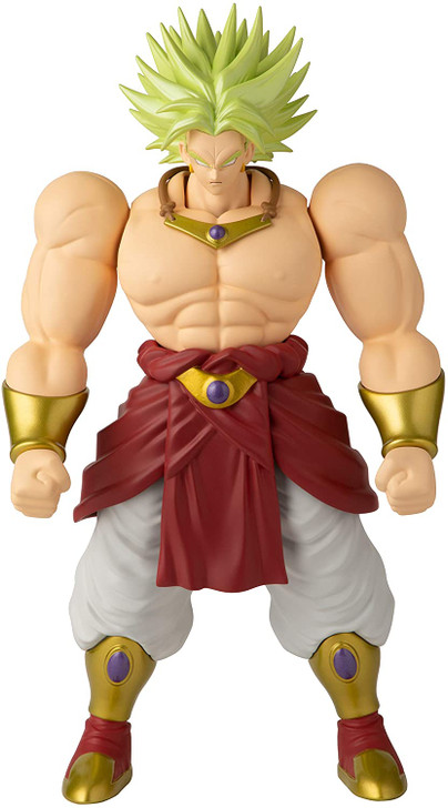 "BanDai Dragon Ball Super – Super Saiyan Broly 13"" Figure Limit Breaker Series"