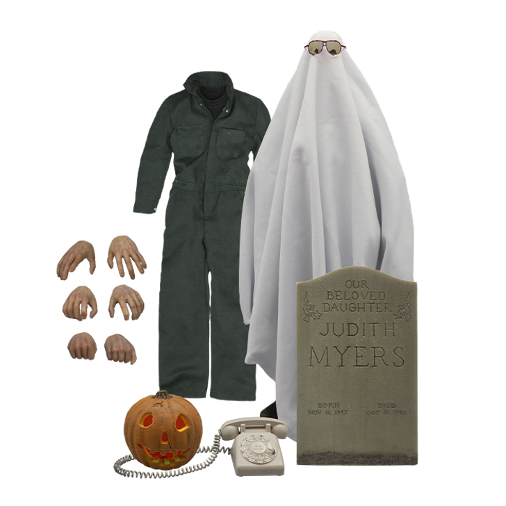 Trick or Treat Studios Halloween 1/6th scale accessory pack