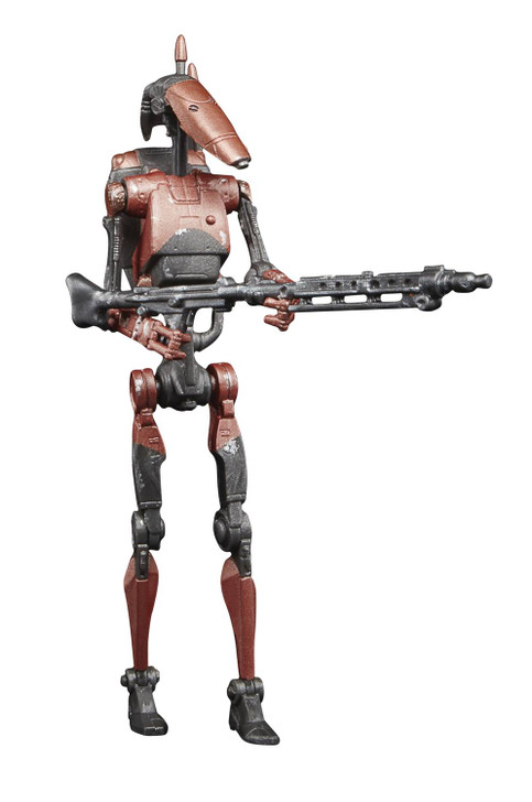 Hasbro Star Wars The Vintage Collection Heavy Battle Droid action figure