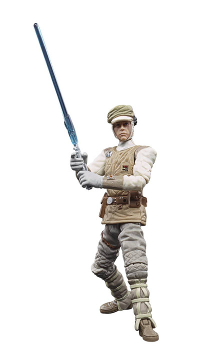 Hasbro Star Wars The Vintage Collection Luke Skywalker Hoth action figure