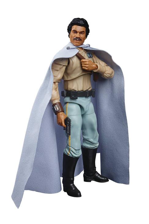 "Star Wars Black Series Lando Calrissian General  6"" Action Figure"