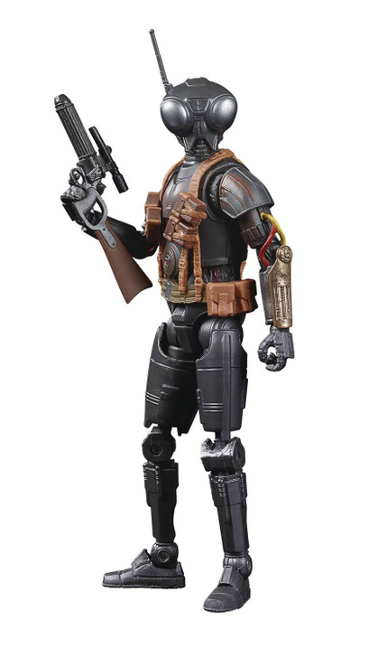 "Star Wars Black Series Q-90 ZERO  6"" Action Figure"