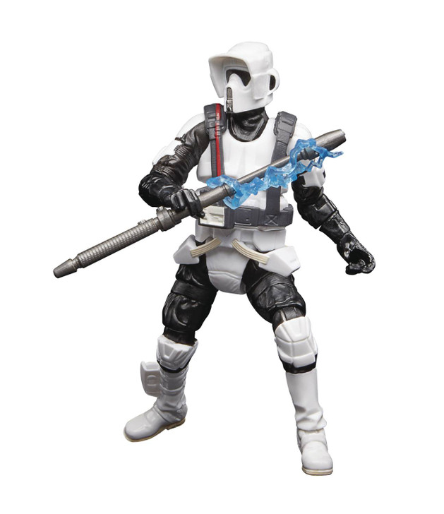 Hasbro Star Wars The Vintage Collection Shock Scout Trooper action figure