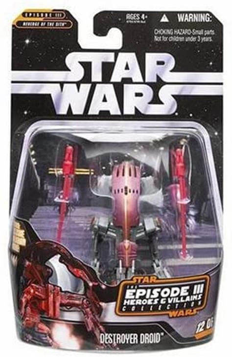 Star Wars Destroyer Droid Action Figure