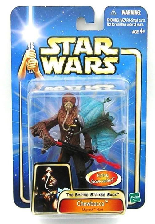 Star Wars Chewbacca Mynock Hunt Action Figure
