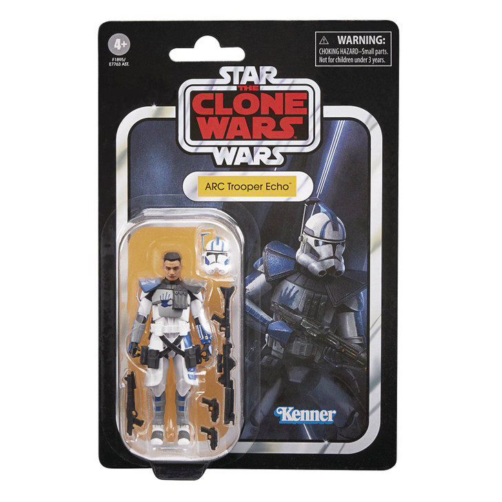 Hasbro Star Wars The Vintage Collection ARC Trooper Echo action figure