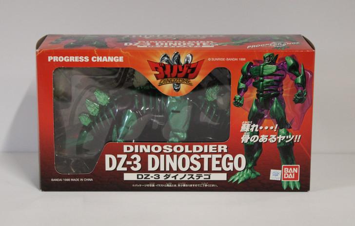 Dinozone Dinozaurs DZ-3 Dinostego Dinosoldier