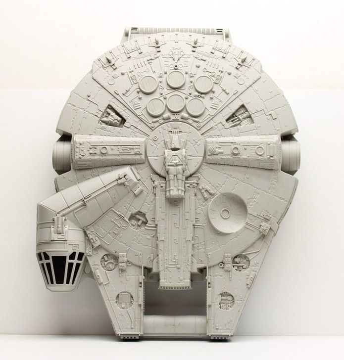 Kenner Millennium Falcon Carry Case (No package)