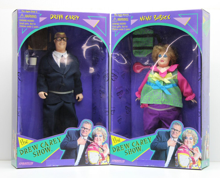 The Drew Carey Show 1/6th scale Doll set