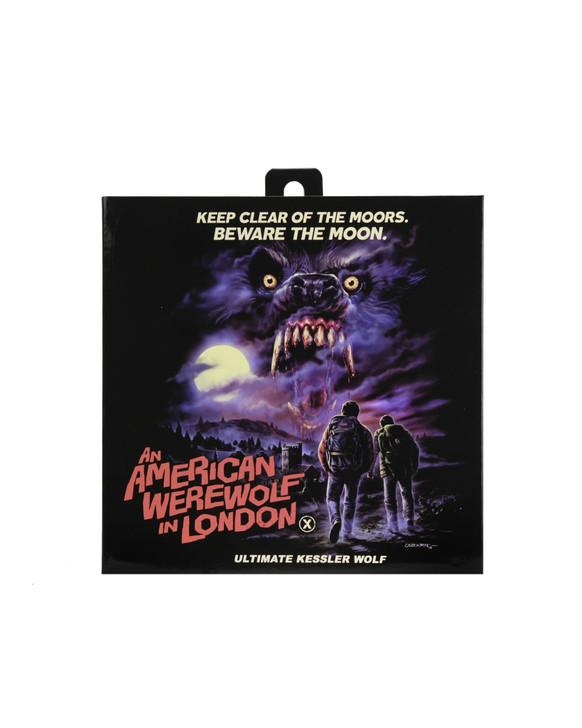 "NECA An American Werewolf In London - 7"" Scale Action Figure - Ultimate Kessler Werewolf"
