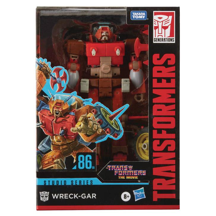 Hasbro Transformers Studio Series 86-09 Wreck-Gar