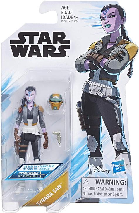 Hasbro Star Wars Resistance Synara San Action Figure