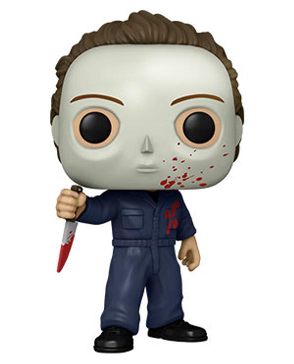 "Funko POP Movies: Halloween- 10"" Michael Meyers(Blood)Specialty Store Exclusive"