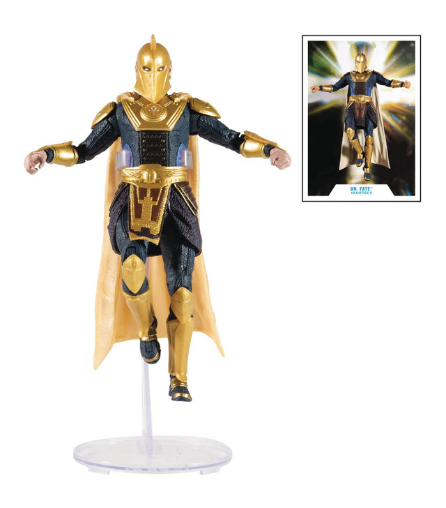 McFarlane DC Multiverse Dr. Fate 7in Action Figure