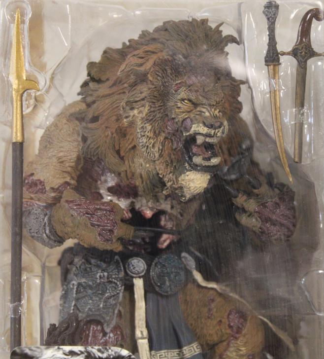McFarlane Twisted Land of OZ The Lion