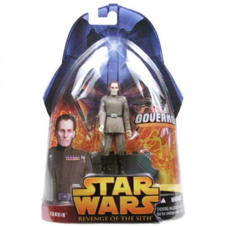 Hasbro Star Wars Revenge of the Sith Tarkin Action Figure
